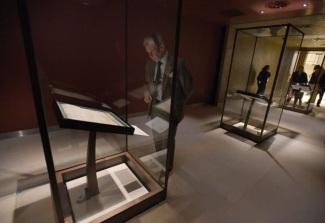 Magna Carta display